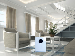 According to the purification requirements, the air purifier can be divided into